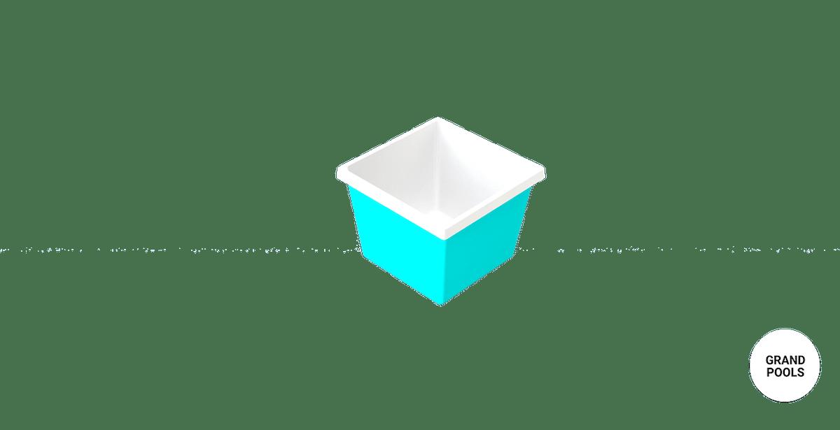 Приямок для бассейна 2,2x1,3x1,2