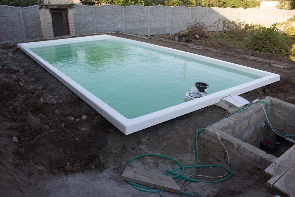 Підсумковий вид композитного басейну