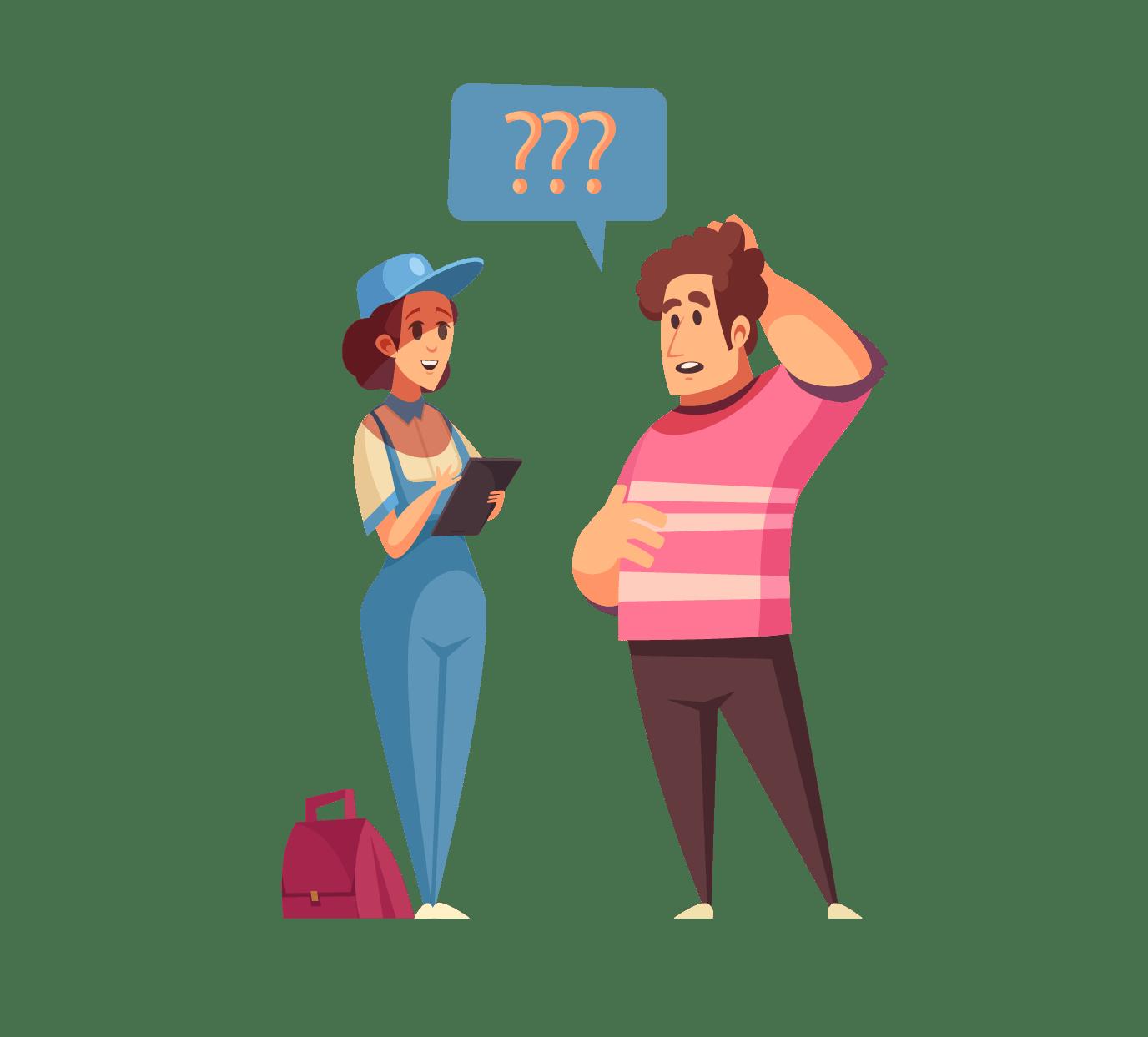Відповіді на часті питання клієнтів